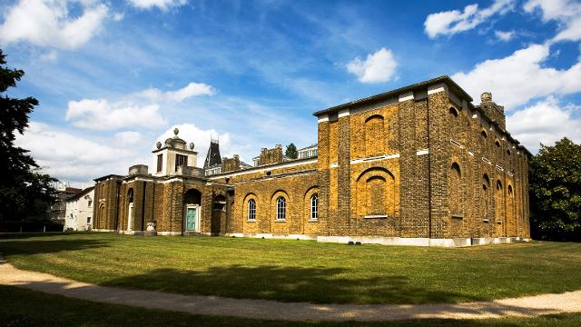 The Dulwich Picture Gallery designed by John Soane Photo via: VisitiLondon