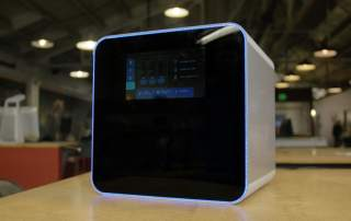 Next Dynamics' NexD1 3D printer. Image via Kickstarter.
