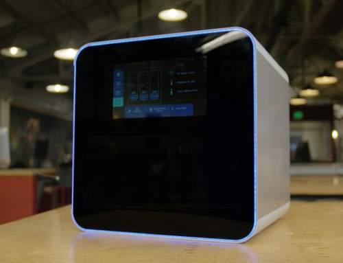 Next Dynamics multi-material NexD1 3D printer passes half million mark on Kickstarter