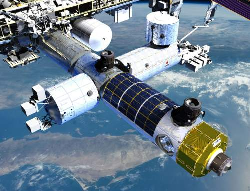 Taking 3D printing onto the first privately owned space station