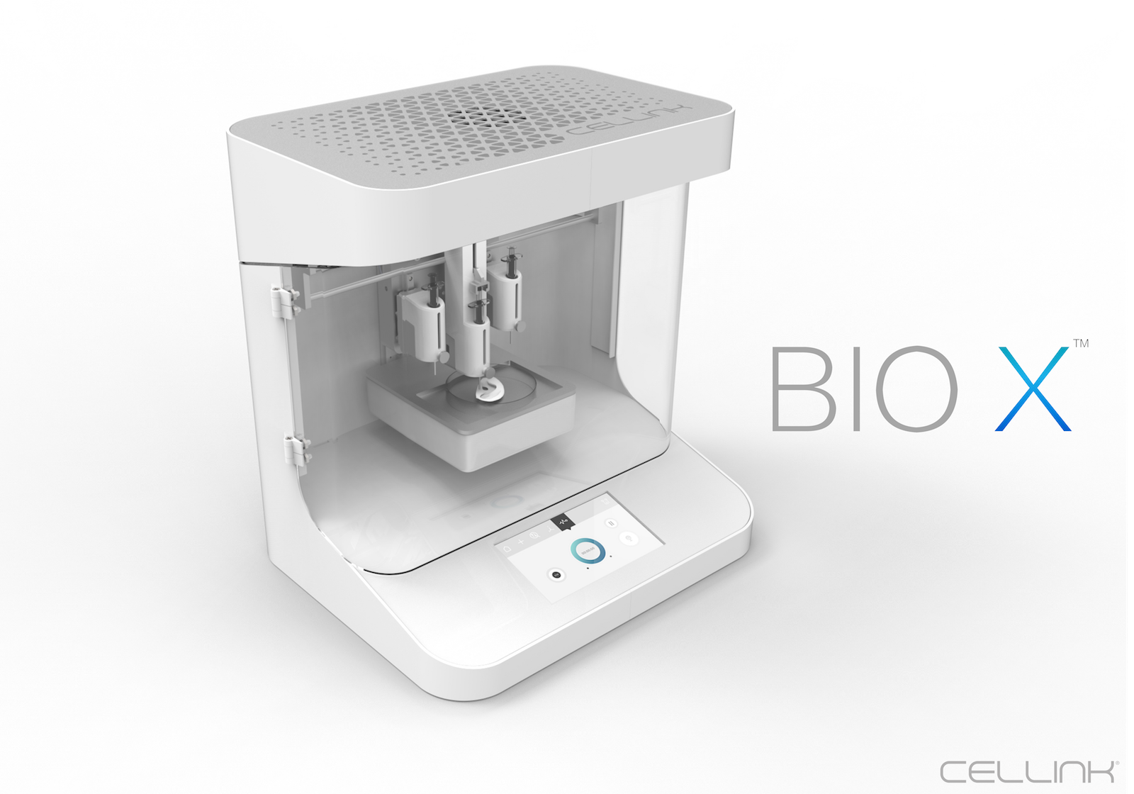 The BIO X 3D printer. Image via CELLINK.
