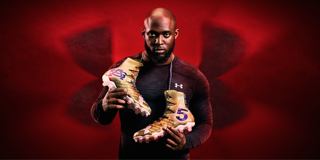 Under Armour predict the future of sportswear in 3D printing