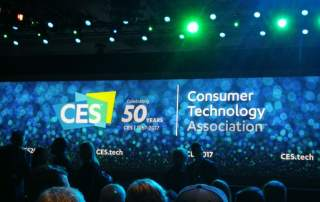 CES 2017. 50 Years of CES