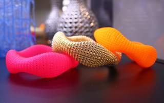 DWS 3D Prints at CES 2017