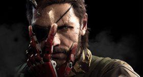 "Venom Snake, aka ""Big Boss"" wearing his bionic arm. Artwork from Metal Gear Solid 5: Phantom Pain, property of Konami Digital Entertainment"