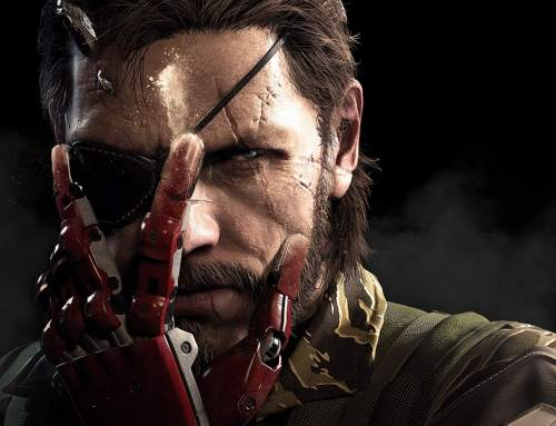 3D designer builds open-source Metal Gear Solid inspired arm
