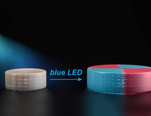 MIT create adaptive 3D printing process using light