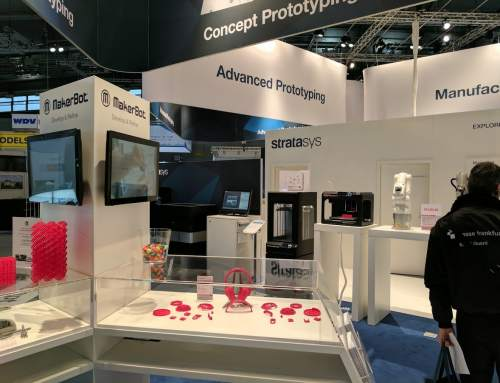"""3D printing business MakerBot lays off 30% of staff, Stratasys remains """"committed"""""""