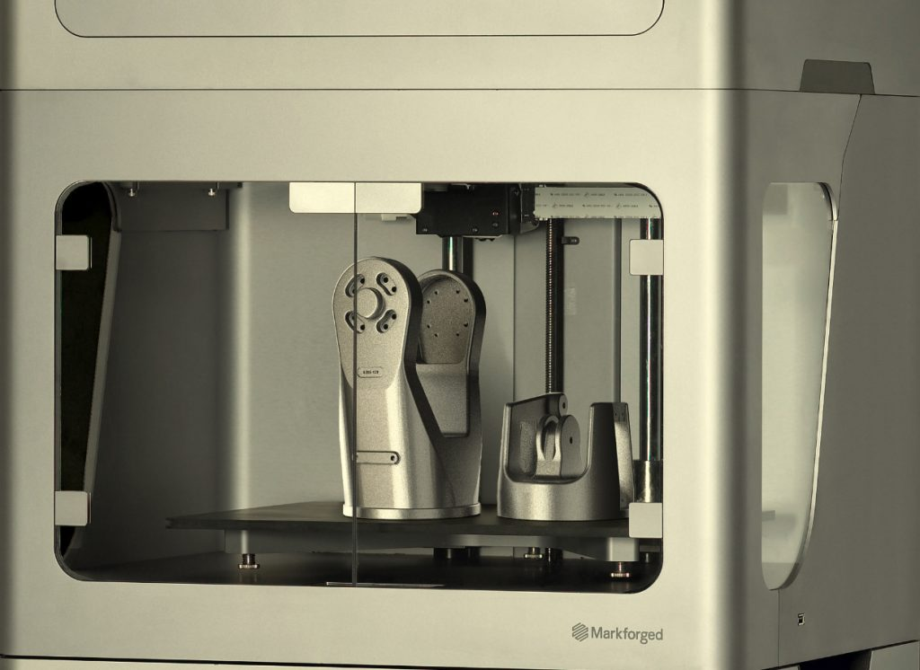 Markforged Metal X. Image via Markforged.