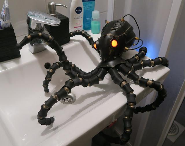 One of the Cyber Octopuses. Photo via Nicola P