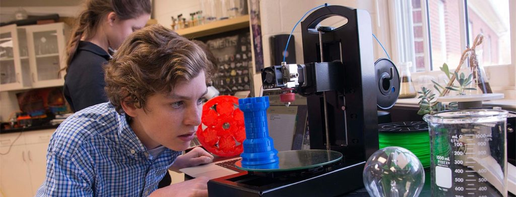Polar 3D printer in use. Photo via Polar 3D.