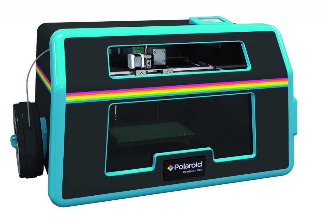 The Polaroid Modelsmart 250s retails at $1670 dollars and up. Image via: Polaroid