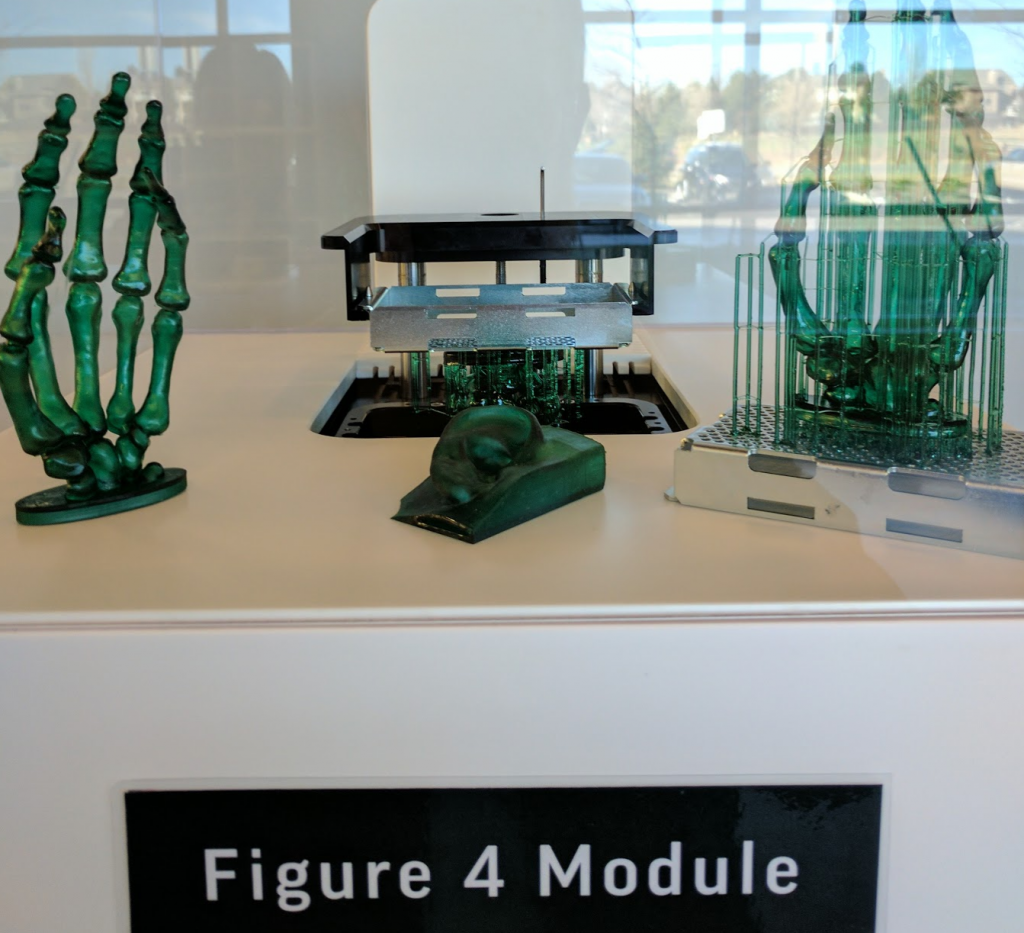 3D Systems Figure 4 Module. Photo by Michael Petch.