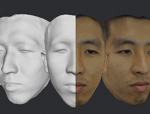 CES Preview silicon valley's Bellus3D brings 3D face scanning to mobile