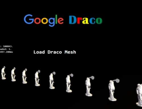 Google release Draco in bid to continue growth of 3D digital technology