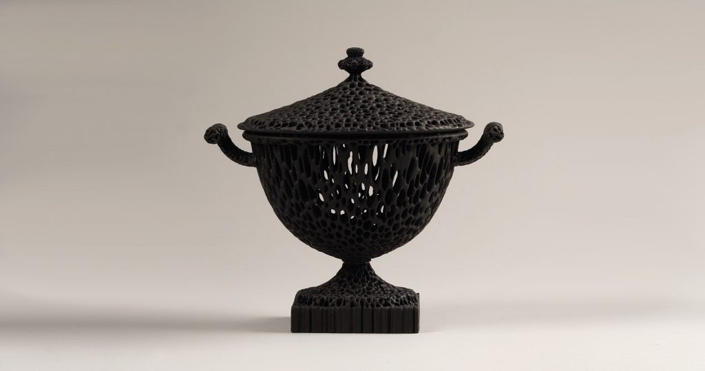 A Wedgwoodn't Tureen by Michael Eden. Photo by: Adrian Sassoon