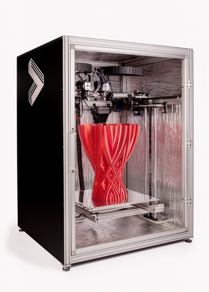 AON-M 3D Printer. Photo via AON3D.