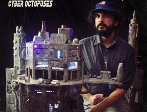 Attack of the Cyber Octopuses: How 3D printing is inspiring 80s style sci-fi film