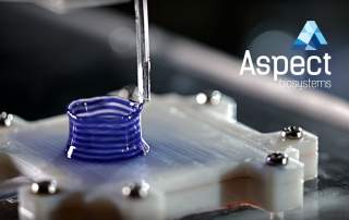 The Lab-on-a-Printer. Image via Aspect Biosystems.