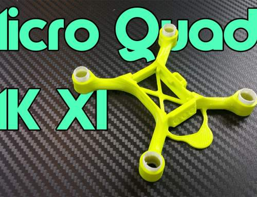 Neatherbot releases 3D printed FPV micro quad drone design files