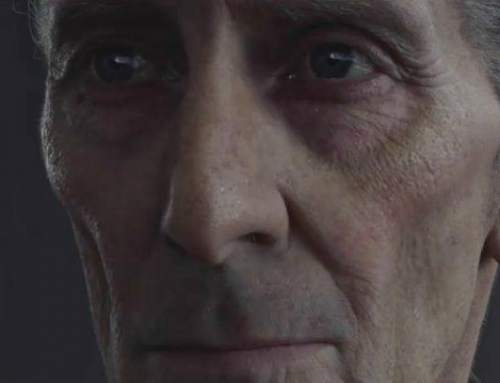 How 3D scanning brought Grand Moff Tarkin back to life for Rogue One
