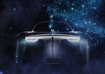 A teaser of the new Rolls-Royce Phantom model in the company's House of Rolls-Royce campaign. Via: RollsRoyceMotorCars on Facebook