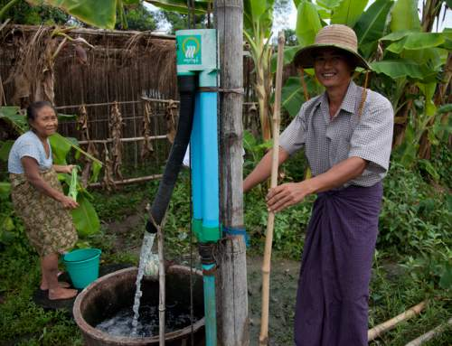 Farmers in Myanmar are using 3D printing to improve farming production