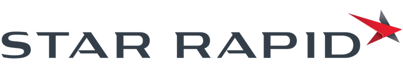 The new Star Rapid logo. Image via Star Rapid.