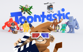 The Toontastic 3D app. Image via Google.