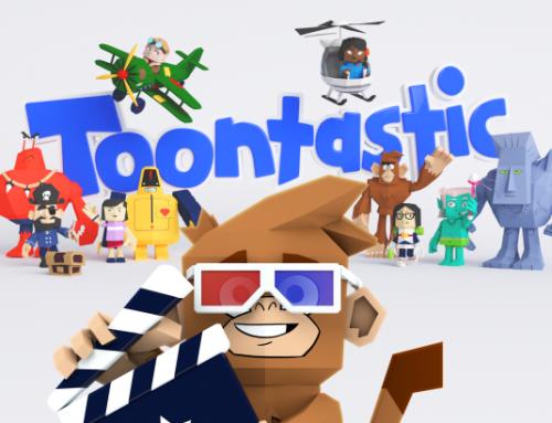 Google release new Toontastic 3D storytelling app