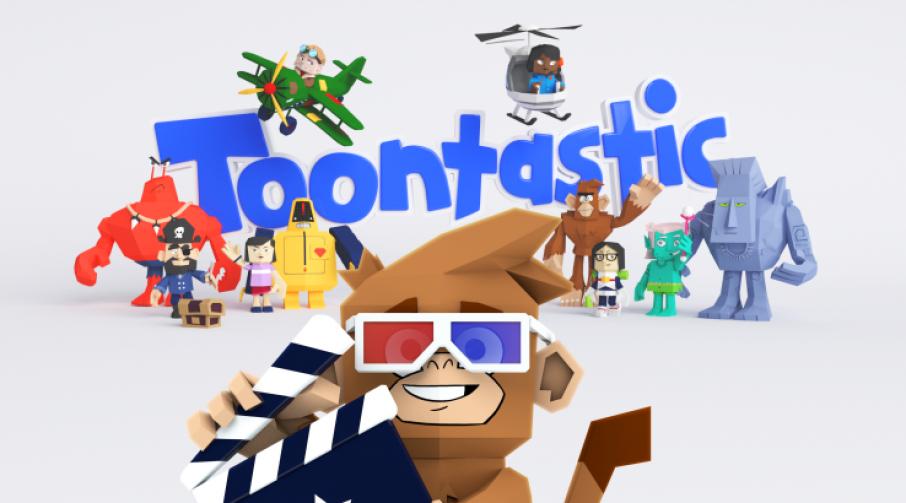 Google Release New Toontastic 3d Storytelling App 3d