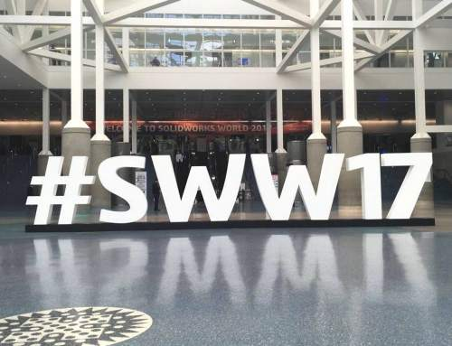 New 3D printers and insights from exhibitors and designers at SolidWorks World 2017