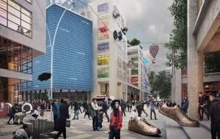 Silvertown reimagined. Image via Silvertown Partnership.