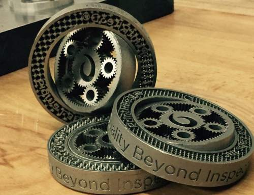 Metal additive manufacturing alliance between Sigma Labs and Morf3D