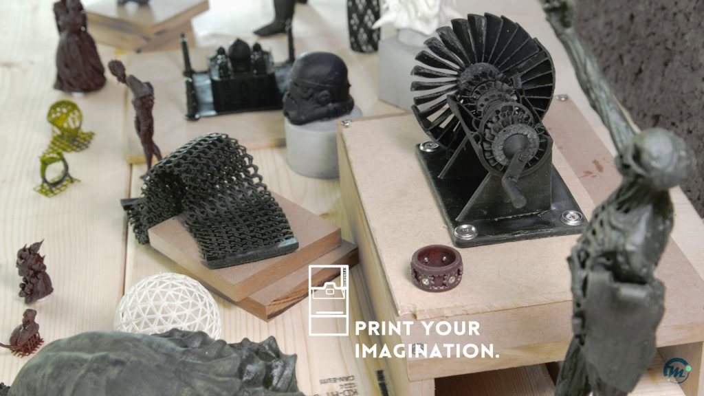 Milkshake3D want you to print your imagination.