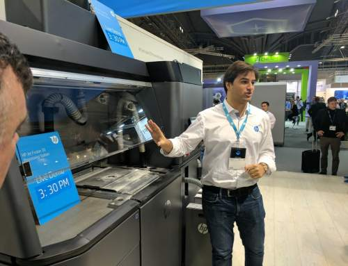 HP Inc. CEO provides further insight into 3D printing industry