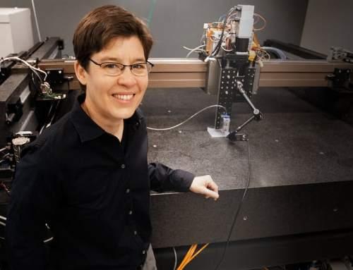 Interview with Harvard's 3D printing pioneer Jennifer Lewis