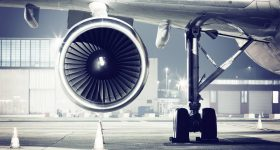 Oerlikon's Surface Solutions Segment used in jet engines. Photo via Oerlikon Group