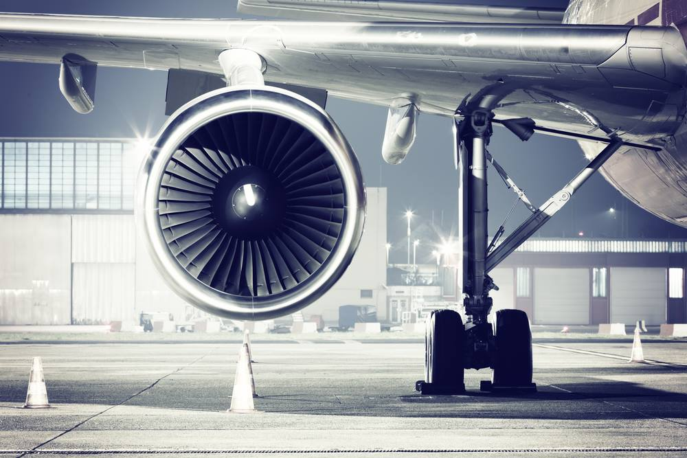 Oerlikon's Surface Solutions Segment used in jet engines. Photo via GroupOerlikon on Facebook