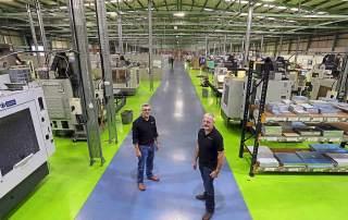 Proto Labs facility in UK