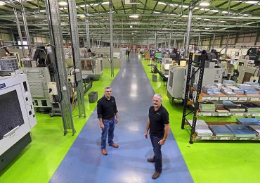 Proto Labs UK facility in Telford, Shropshire. Photo via Protolabs.