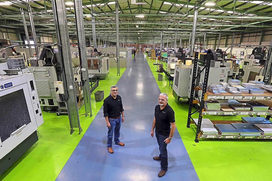Proto Labs facility in UK. Photo via Proto Labs.