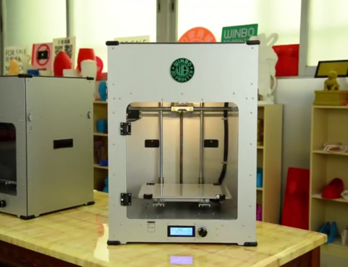 Winbo's dual nozzle Cooper (L) 3D printer: Specifications and pricing