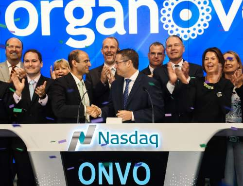 Organovo triples annual revenue validating the market for 3D bioprinting