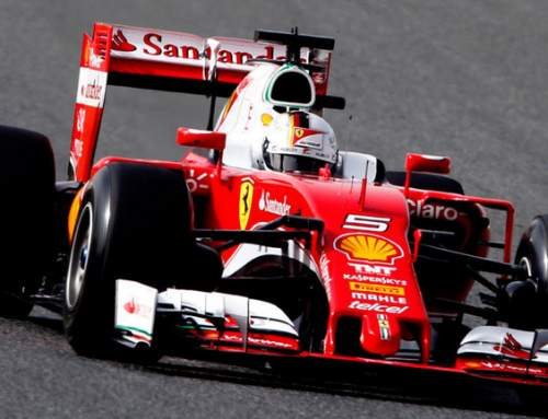 Ferrari uses 3D printing to develop new engine for 2017 F1 season