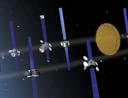 Boeing plan to use 3D printing to make satellites