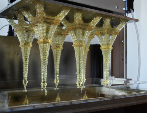 Stuck on SLA 3D Printing? New research holds promise for big area additive manufacturing