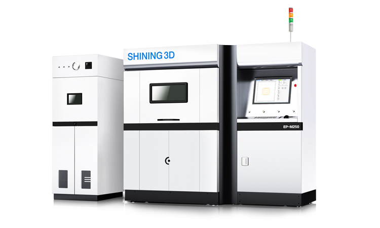 The EP-M250 SLM 3D printer. Image via Shining 3D.