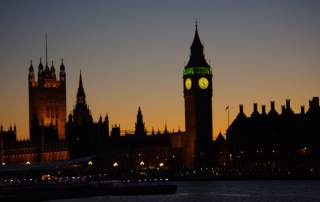 Westminster, including London's Houses of Parliament. Photo by Ged Carroll, on Flickr as renaissancechambara
