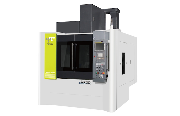 The Tongtai AMH-350 Additive Manufacturing-Hybrid with Optomec LENS